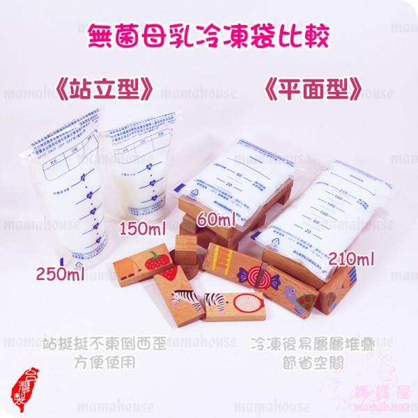 [買2送10枚] 芬蒂思母乳冷凍袋.100枚量販包.250ml.NG sale